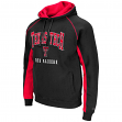 "Texas Tech Red Raiders NCAA ""Crest"" Pullover Hooded Men's Sweatshirt"