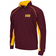 "Arizona State Sun Devils NCAA ""At the Crest"" 1/4 Zip Pullover Men's Sweatshirt"
