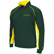 "Oregon Ducks NCAA ""At the Crest"" 1/4 Zip Pullover Men's Sweatshirt"