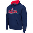 "Arizona Wildcats NCAA ""Zone II"" Pullover Hooded Men's Sweatshirt - Navy"