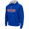 "Boise State Broncos NCAA ""Zone II"" Pullover Hooded Men's Sweatshirt - Blue"