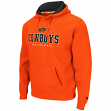 "Oklahoma State Cowboys NCAA ""Zone II"" Pullover Hooded Men's Sweatshirt - Orange"