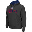 "Arizona Wildcats NCAA ""Zone II"" Pullover Hooded Men's Sweatshirt - Charcoal"