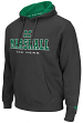 "Marshall Thundering Herd ""Zone II"" Pullover Hooded Men's Sweatshirt - Charcoal"