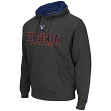 "Virginia Cavaliers NCAA ""Zone II"" Pullover Hooded Men's Sweatshirt - Charcoal"