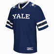 "Yale Bulldogs NCAA ""Spike It"" Men's Football Jersey"