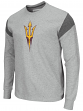 "Arizona State Sun Devils NCAA ""Avenger"" Waffle Knit Men's Lightweight Sweatshirt"
