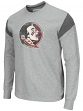 "Florida State Seminoles NCAA ""Avenger"" Waffle Knit Men's Lightweight Sweatshirt"