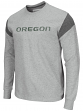 "Oregon Ducks NCAA ""Avenger"" Waffle Knit Men's Lightweight Sweatshirt"