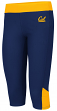 "California Golden Bears Women's NCAA ""Winder"" Capri Pants"