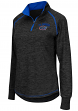 "Florida Gators Women's NCAA ""Bikram"" 1/4 Zip Long Sleeve Top Shirt"