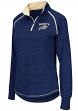 "Navy Midshipmen Women's NCAA ""Bikram"" 1/4 Zip Long Sleeve Top Shirt"