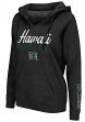 "Hawaii Warriors Women's NCAA ""Cosmic"" Hooded Vintage Sweatshirt"
