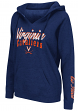 "Virginia Cavaliers Women's NCAA ""Cosmic"" Hooded Vintage Sweatshirt"