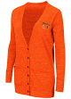 "Miami Hurricanes Women's NCAA ""Minx"" Team Logo Cardigan Sweater"