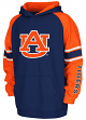 "Auburn Tigers Youth NCAA ""Buttonhook"" Pullover Hooded Sweatshirt"