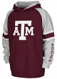 "Texas A&M Aggies Youth NCAA ""Buttonhook"" Pullover Hooded Sweatshirt"