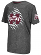 "Mississippi State Bulldogs NCAA ""Position"" Poly Charcoal Youth T-Shirt"