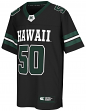 "Hawaii Warriors NCAA Youth ""Spike It"" Football Jersey"