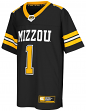 "Missouri Tigers NCAA Youth ""Spike It"" Football Jersey"