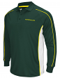 "Oregon Ducks NCAA Men's ""Overtime"" Long Sleeve Polo Shirt"