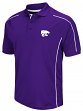"Kansas State Wildcats NCAA Men's ""Overtime Winner"" Short Sleeve Polo Shirt"