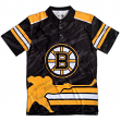 "Boston Bruins NHL ""Thematic"" Slapshot Men's Polo Shirt"
