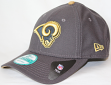 "St. Louis Rams New Era 9Forty NFL ""The League Graph Pop"" Adjustable Hat"