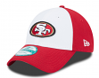 "San Francisco 49ers New Era 9Forty NFL ""The League White Front"" Adjustable Hat"