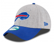 "Buffalo Bills New Era 9Forty NFL ""The League Heather"" Adjustable Hat"