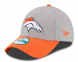 "Denver Broncos New Era 9Forty NFL ""The League Heather"" Adjustable Hat"