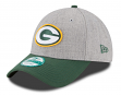 "Green Bay Packers New Era 9Forty NFL ""The League Heather"" Adjustable Hat"