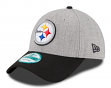 """Pittsburgh Steelers New Era 9Forty NFL """"The League Heather"""" Adjustable Hat"""