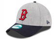 """Boston Red Sox New Era 9Forty MLB """"The League Heather"""" Adjustable Hat"""