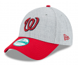 "Washington Nationals New Era 9Forty MLB ""The League Heather"" Adjustable Hat"