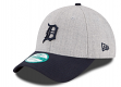 """Detroit Tigers New Era 9Forty MLB """"The League Heather"""" Adjustable Hat"""