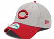 "Cincinnati Reds New Era 9Forty MLB ""The League Heather"" Adjustable Hat"