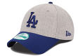 """Los Angeles Dodgers New Era 9Forty MLB """"The League Heather"""" Adjustable Hat"""