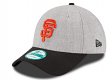 "San Francisco Giants New Era 9Forty MLB ""The League Heather"" Adjustable Hat"
