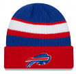 Buffalo Bills New Era NFL Rib Start Cuffed Knit Hat