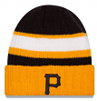Pittsburgh Pirates New Era MLB Rib Start Cuffed Knit Hat