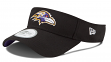 Baltimore Ravens New Era NFL 2015 Official Sideline Performance Visor
