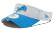 Detroit Lions New Era NFL 2015 Official Sideline Performance Visor