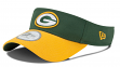 Green Bay Packers New Era NFL 2015 Official Sideline Performance Visor