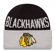 "Chicago Blackhawks New Era NHL ""Classic Cover"" Cuffed Knit Hat"
