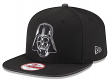 "Darth Vader Star Wars New Era 9FIFTY ""Hero Sandwich"" Snap Back Hat"