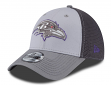 Baltimore Ravens New Era 39THIRTY Grayed Out Neo Flex Fit Hat