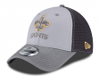 New Orleans Saints New Era 39THIRTY Grayed Out Neo Flex Fit Hat