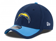 San Diego Chargers New Era 39THIRTY NFL 2015 On-Field Performance Flex Hat