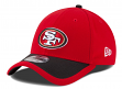 San Francisco 49ers New Era 39THIRTY NFL 2015 On-Field Performance Flex Hat